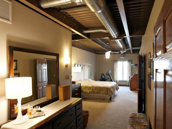 Exposed Ductwork Residential Google Search Industrial
