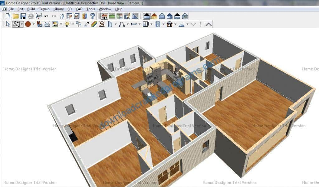 Download Cracked Home Designer Pro 2015 By Chief Architect