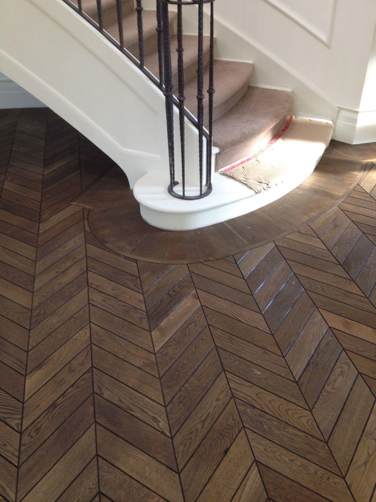 Herringbone French Oak Flooring Parquetry Floor