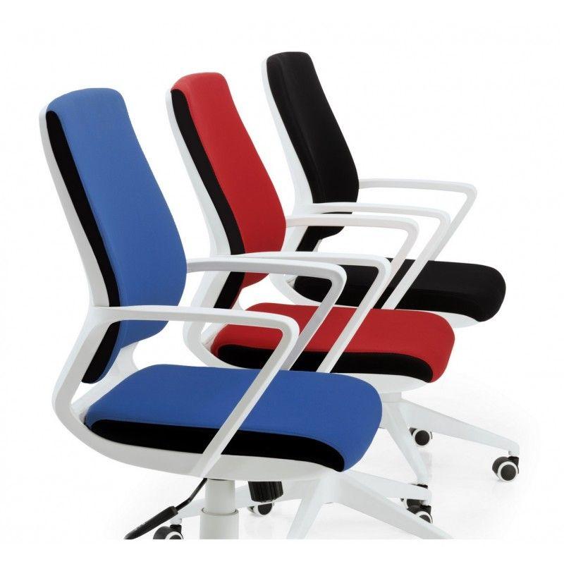 Sillas De Colores Para Oficina.Silla Para Oficina Modelo Paris Silla Operativa Para Oficina