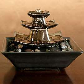 Indoor Tabletop Fountains Indoor Tabletop Fountains The Top Of The Caller  Directiy Set Its Basin.