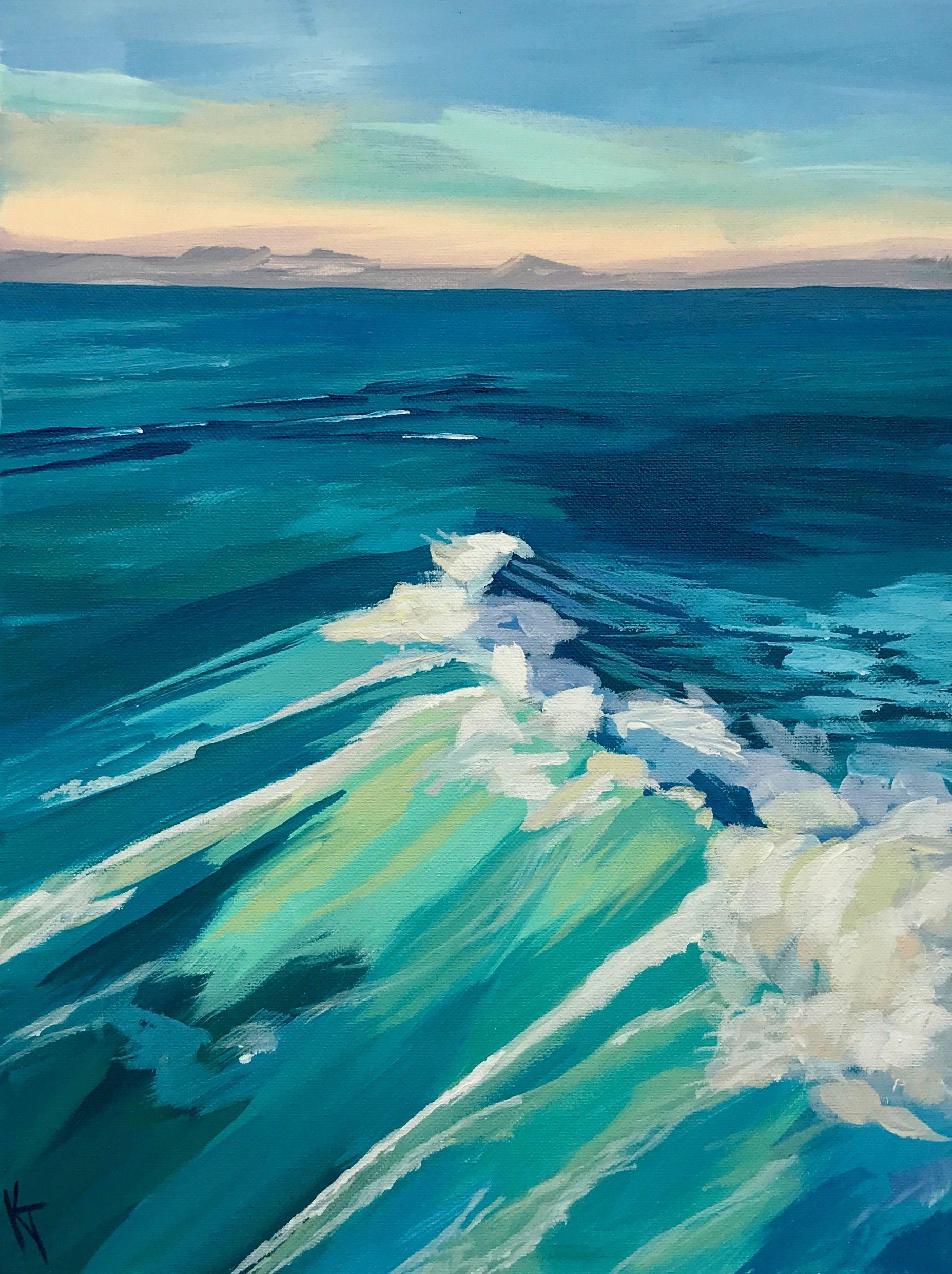 Ocean Waves Ocean Waves Art Landscape Art Beach Art Photography
