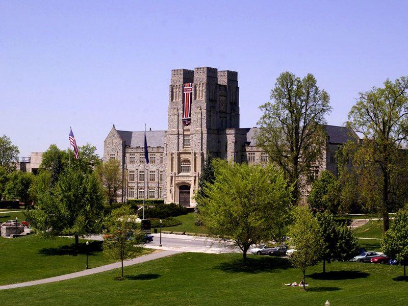 Virginia Tech campus most beautiful campus ever
