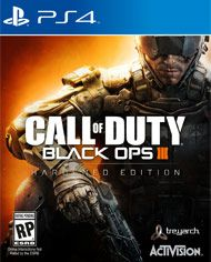 Boxshot: Call of Duty: Black Ops III Hardened Edition - GameStop Exclusive by Activision