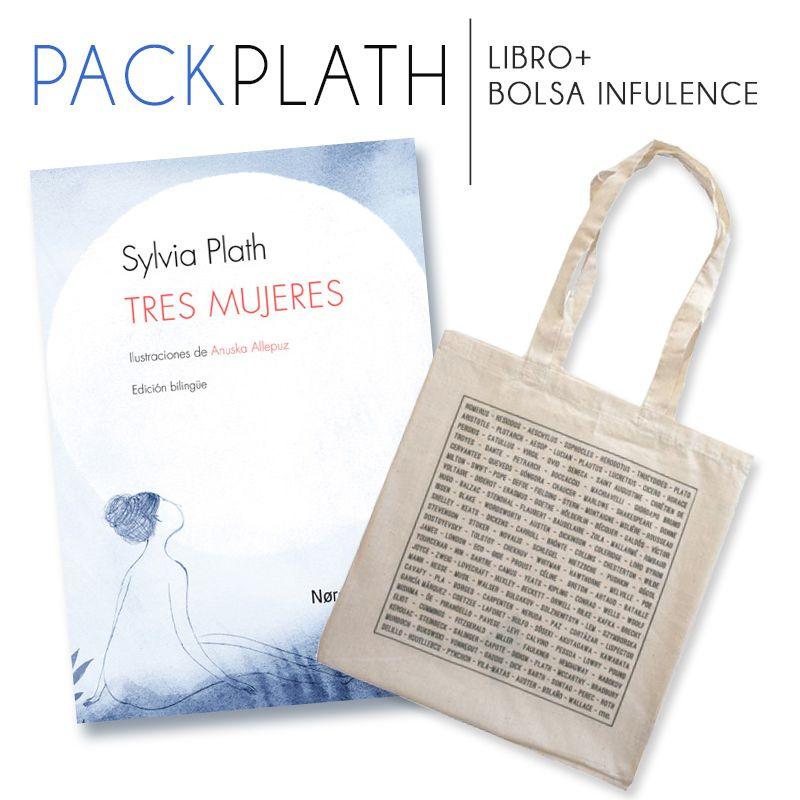 Libro \'Tres mujeres\' (Nórdica Libros) de Sylvia Plath ilustrado por ...
