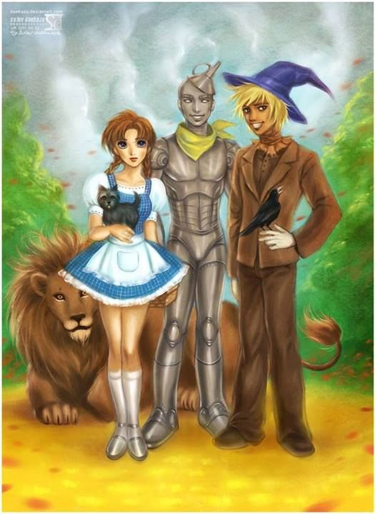 Pin By ᗰᗩᖇie On Oz Wizard Of Oz Characters Wizard