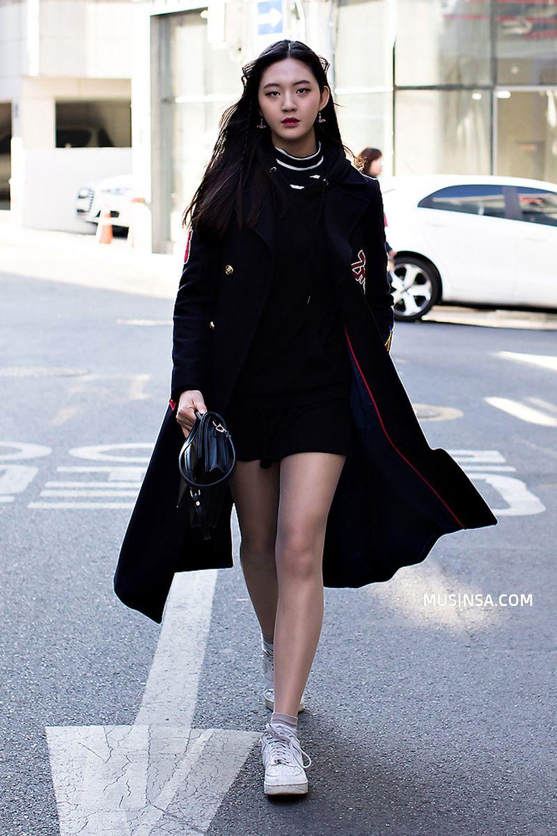 Pin by k a r i n a s a l v a d o r on 패션  Korean street fashion