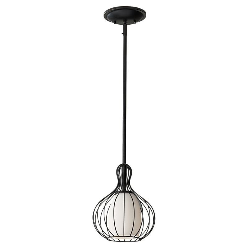 The Urbanite Teardrop Wire and Glass Pendant - Barn Light Electric ...