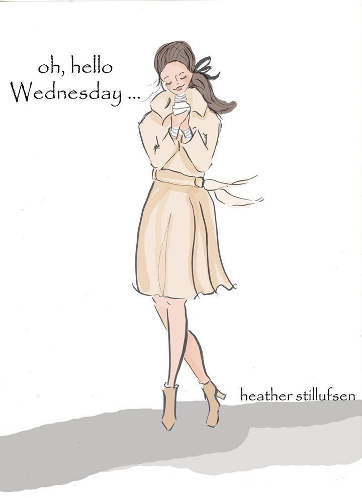 the Heather Stillufsen Collection on Facebook, Instagram and shop on Etsy. All illustrations and quotes copyright portected