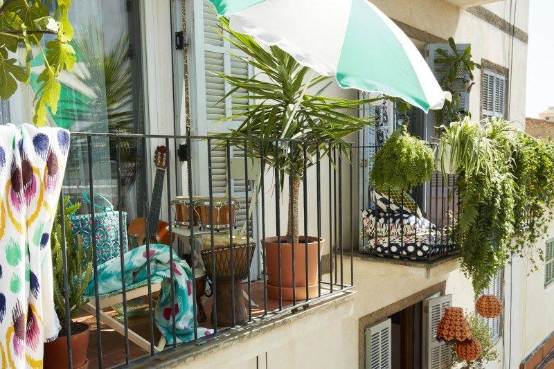 Balkon inspiratie pinterest balconies and patios