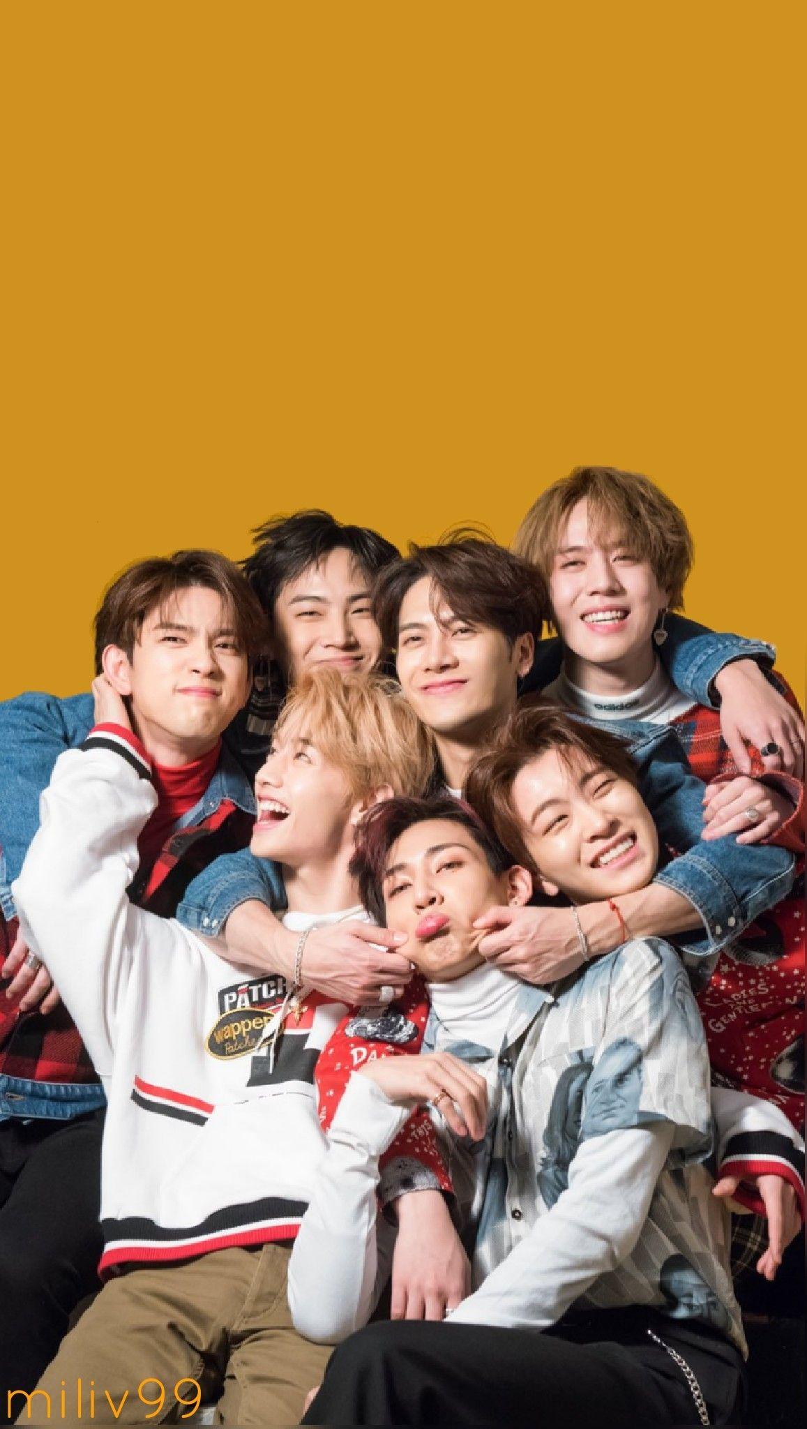 GOT7 Wallpaper♡ got7 kpop wallpaper got7 wallpaper