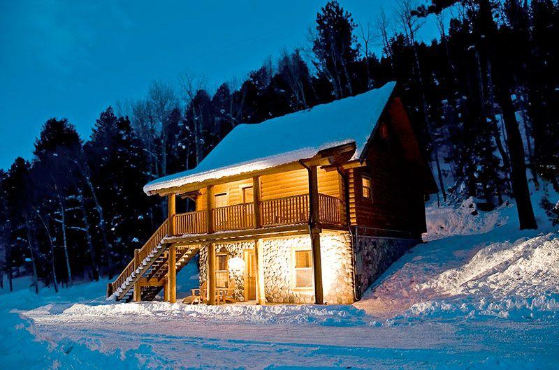 Ski Snowmobile Cabin Rentals In Colorado Spa Inspired Bathroom Cabin Cabin Rentals