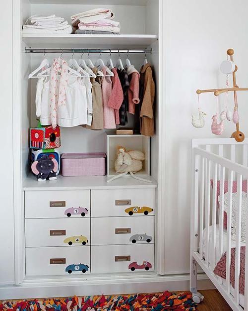 Qu necesito para organizar la habitaci n del beb for Organizar habitacion