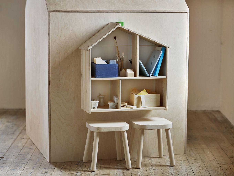 FLISAT-nukkekoti/hylly, IKEA