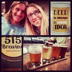 515 Brewing Company in Clive, IA on MiniTraveler