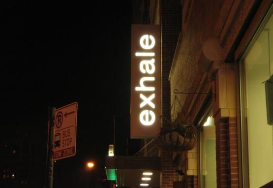 Exterior Lighted Signs, LED Channel Letters, Illuminated Signs