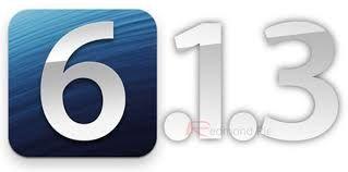 เตือนขาเจลห้าม update เป็น ios 6.1.3 เด็ดขาด!!!