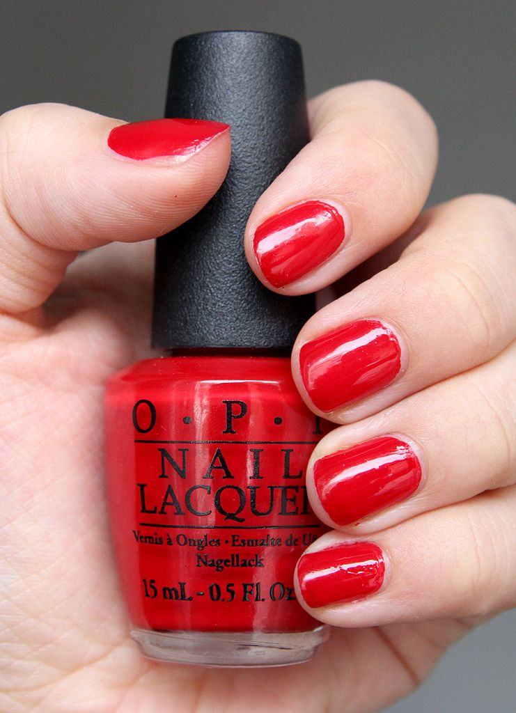 OPI Over & over a-Gwen