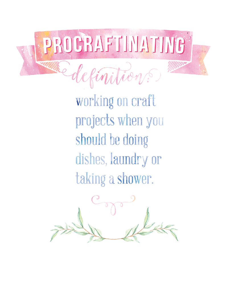 Image result for procraftinating
