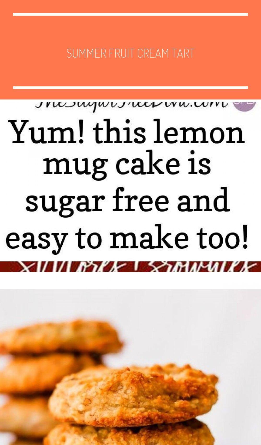 YUM! This lemon mug cake is sugar free and easy to make too! via Smores brownies are so simple to