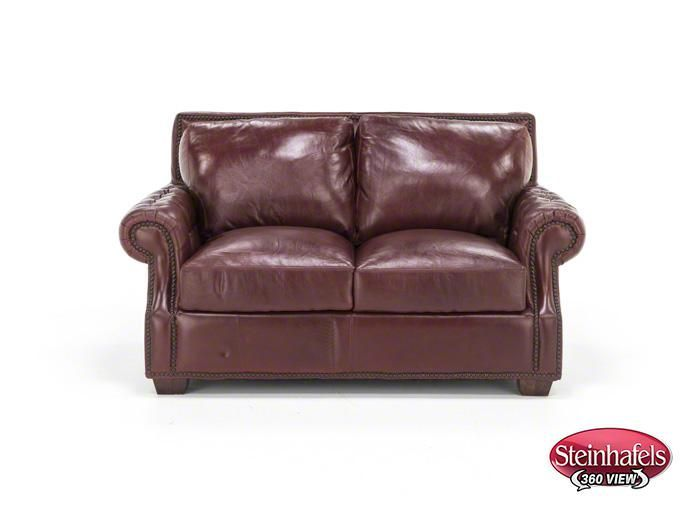 Incredible Malbec Loveseat The Malbec Loveseat Features Rolled Arms Uwap Interior Chair Design Uwaporg