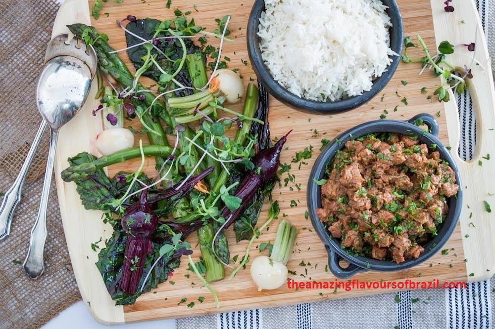 Brazilian beef stew with rice and warm salad south of the border brazilian beef stew with rice and warm salad forumfinder Gallery