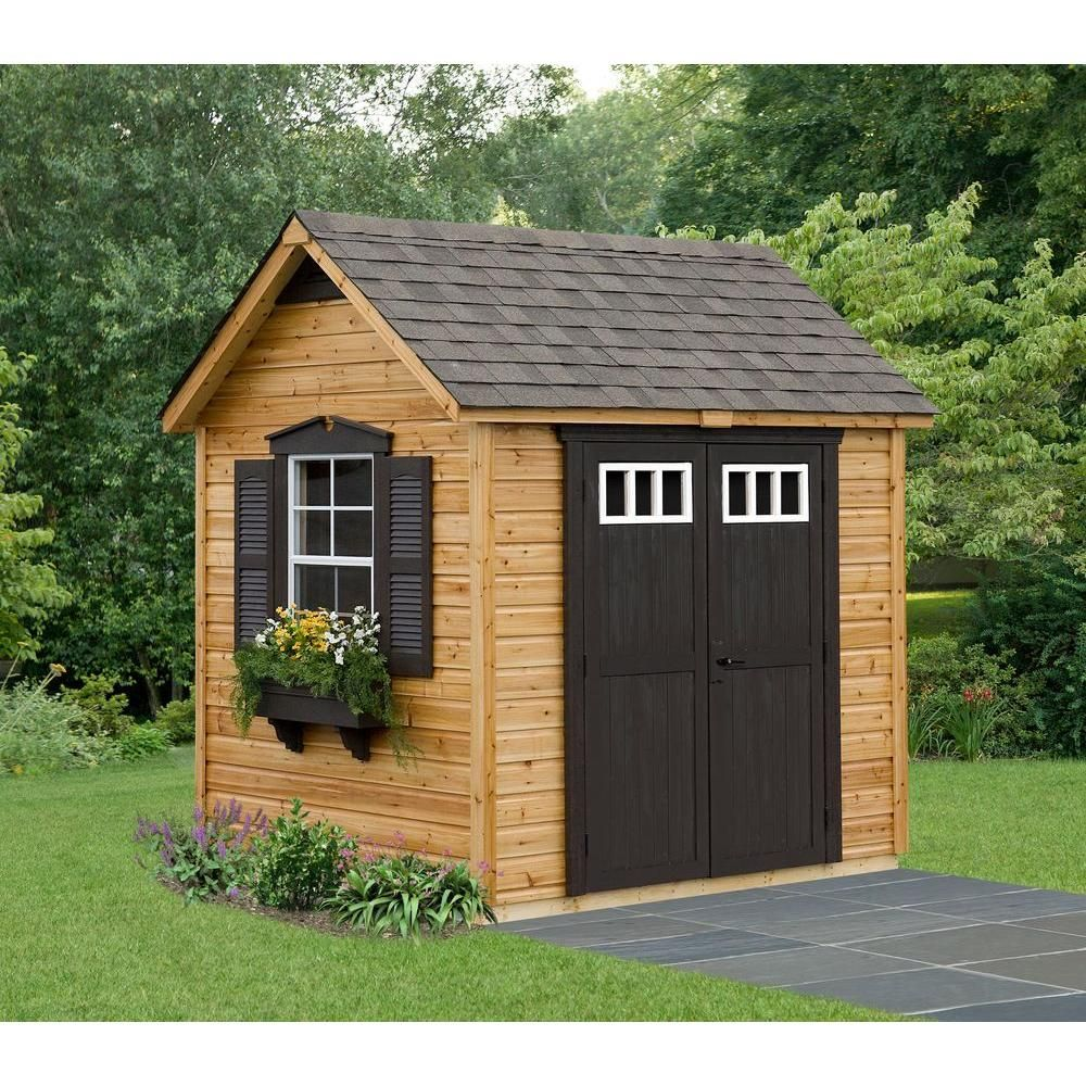 suncast legacy 6 ft x 8 ft garden shed discontinued lgb68 the