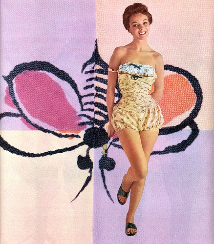Seventeen Magazine, May 1954
