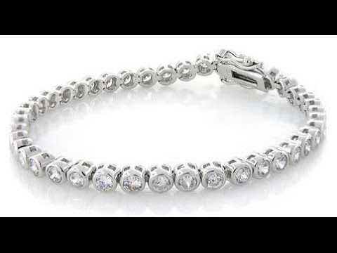 Diamond Bracelet Mens Womens Costco