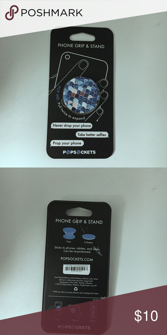 check out 55cf2 f3d00 Popsocket New in the packaging! Price is firm. Popsocket Accessories ...