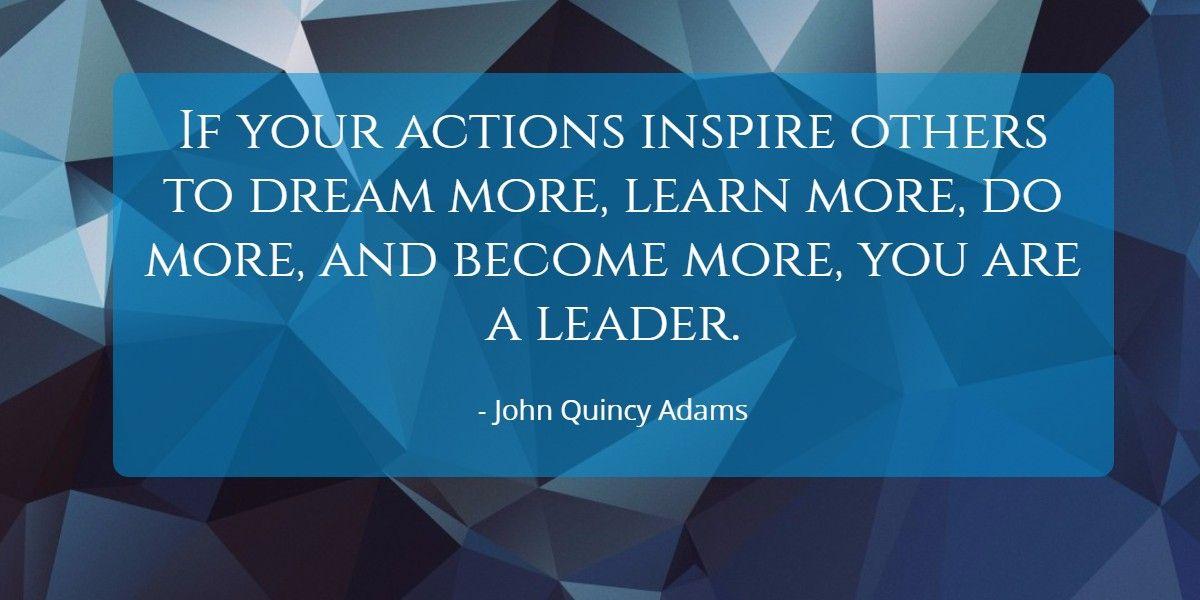 Ws Leadership Banner Leadership Quotes Healing
