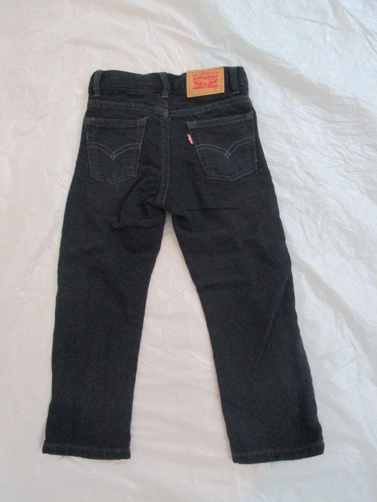 Details About Boys Levis 511 Knit Jeanlooks Like Denim