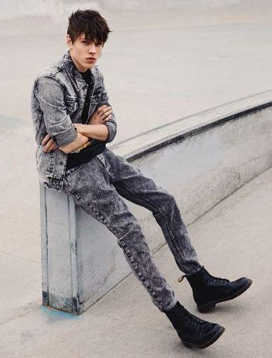 grunge styleclothingmens fashion1950s fashionunique