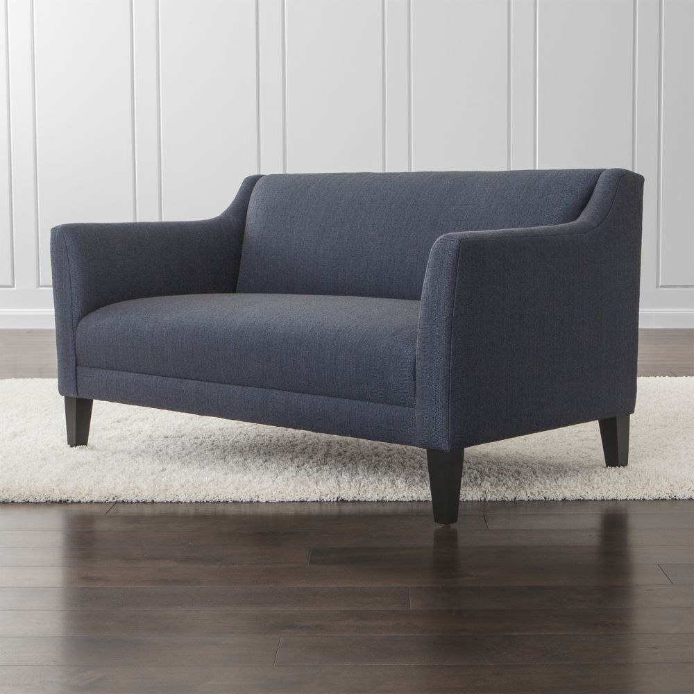 Crate and barrell sofa margot ii sectional parts margot loveseat crate and barrel