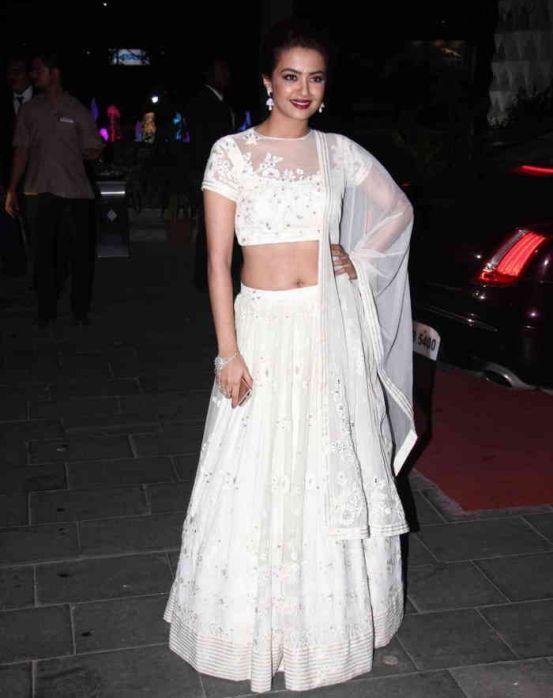 Surveen Chawla At TSeries Tulsi Kumar Hitesh Ralhan Grand Wedding Reception March
