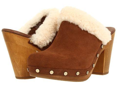 08fb9e90160 UGG Adele Chestnut - 6pm.com | Clothes | Clogs shoes, Shoes, Uggs