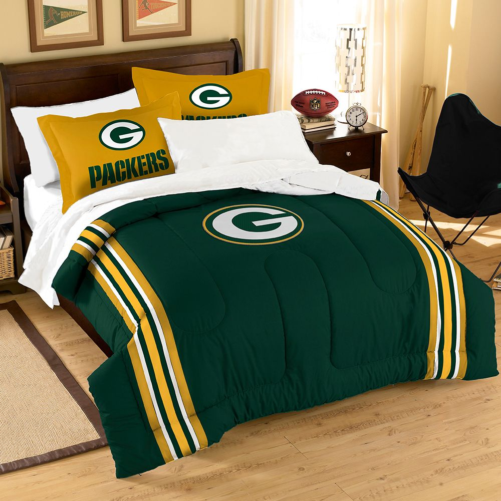 Where to buy Green Bay Packers Bedding? Purchase here: http://www ...
