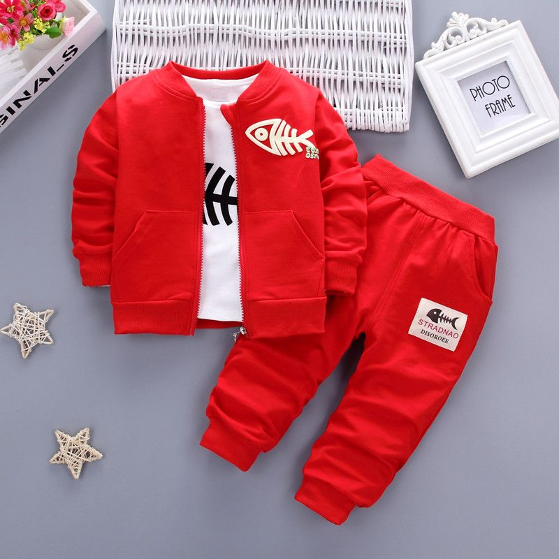 bb45ce108099 iAiRAY 3pcs baby girl clothes baby suit kawaii clothes children ...
