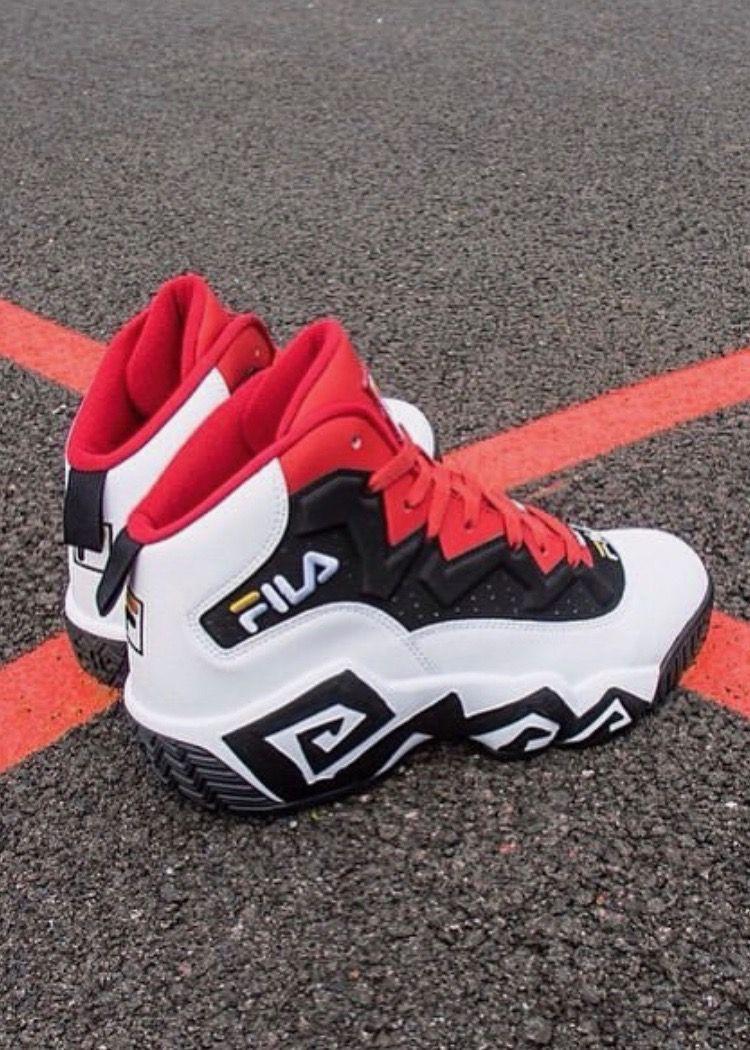 FILA MB | Sneakers in 2019 | Sneakers nike, Sneakers, New fila