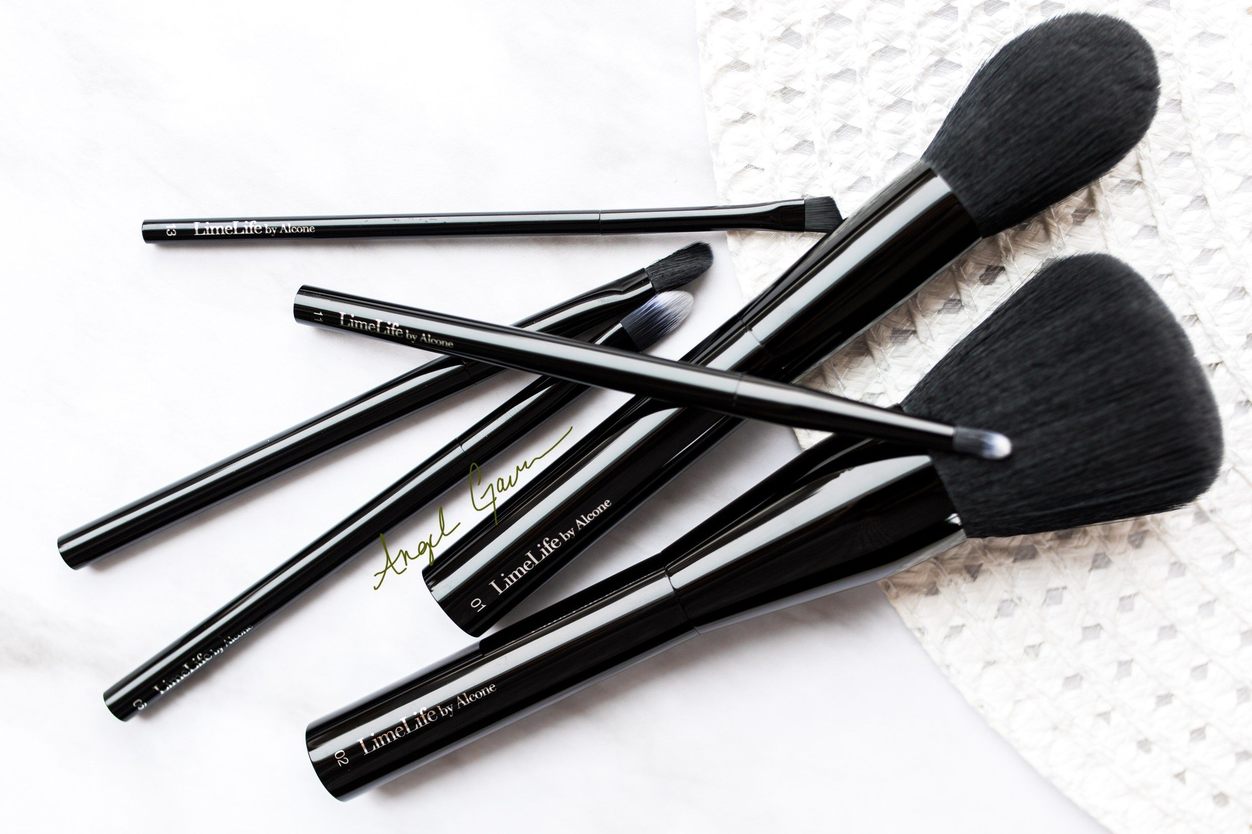 Professional Makeup Brushes & Brush Sets LimeLife by