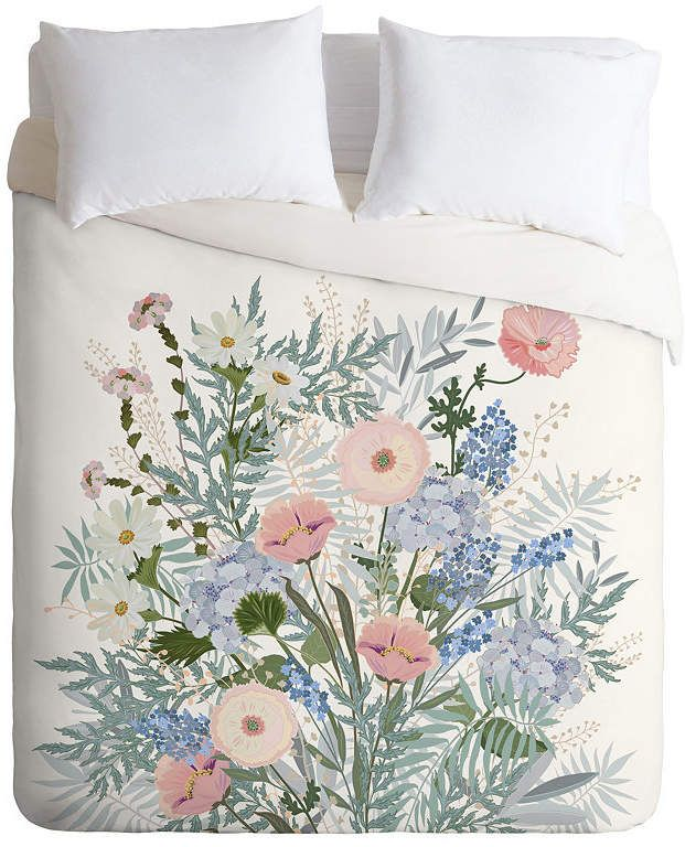 Deny Designs Iveta Abolina Camille Twin Duvet Set Reviews Duvet Covers Sets Bed Bath Macy S In 2021 Duvet Sets Duvet Covers Deny Designs