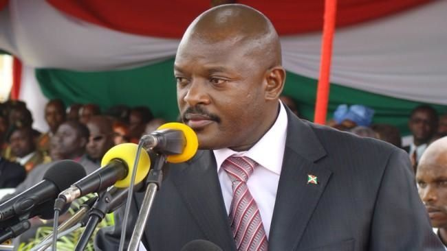 Pierre Nkurunziza, el sátrapa de Burundi.- El Muni.