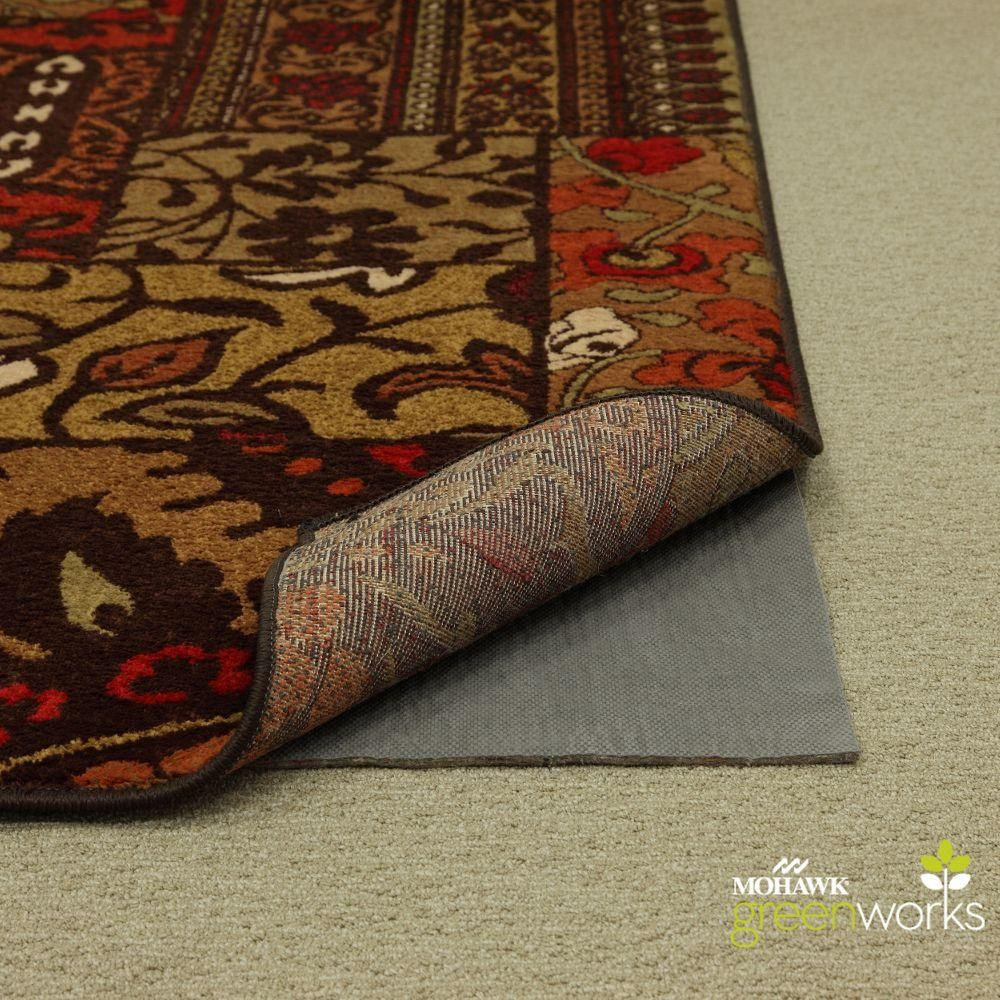 Mohawk 8 Ft X 10 Supreme Dual Surface Felted Rug Pad