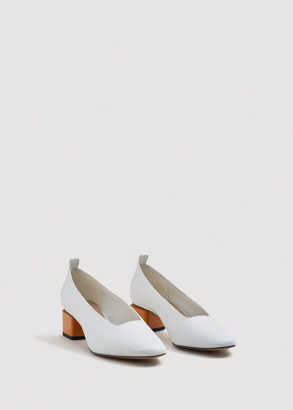 MANGO Chaussures à talon cuir Acheter Pas Cher Dernière Boutique En Ligne Prise De Livraison Gratuite K3tJn5pMG