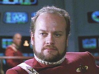 Frasier on the Enterprise?