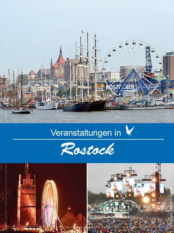 Veranstaltungskalender Rostock