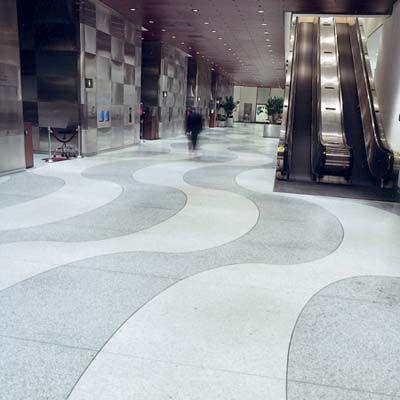 Terrazzo floors terazzo terrazzo flooring granite for Design terrazzo