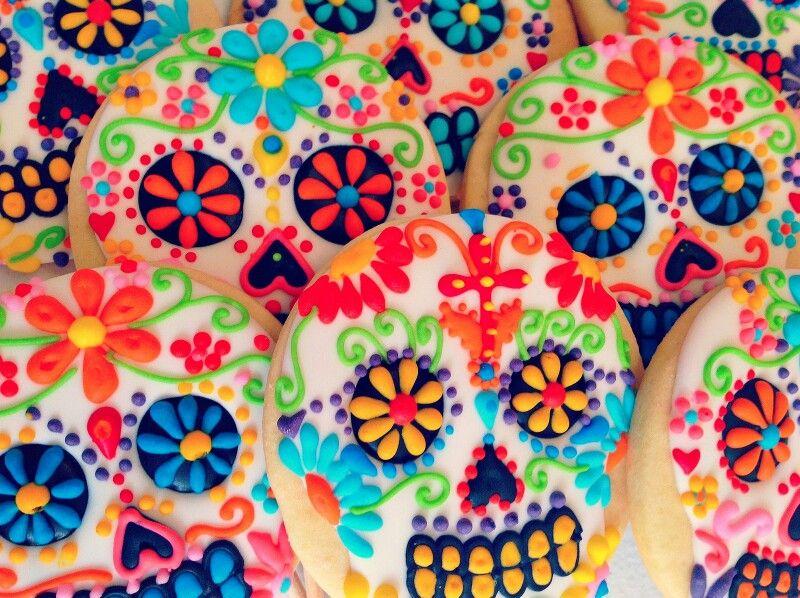 Calaveras de azúcar  Patrimonio Cultural de México