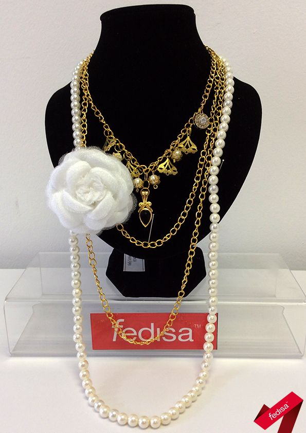 Statement Jewellery Accessory Piece Created By Hand And Influenced By The Chanel Brand 2nd Year Student 2015 Fashion Branding Chanel Brand Fashion Related
