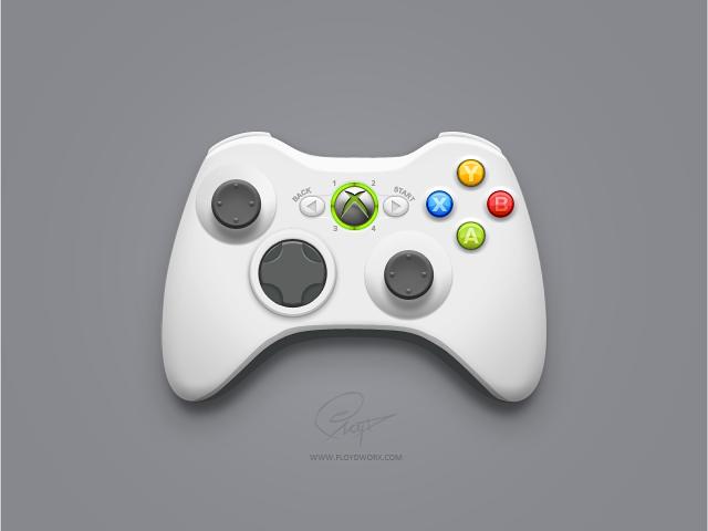 Xbox_controllerfloydworx Xbox controller, Xbox, Control
